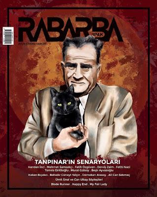 Rabarba Şenlik 8. Sayı (Ekim) - Ahmet Hamdi Tanpınar
