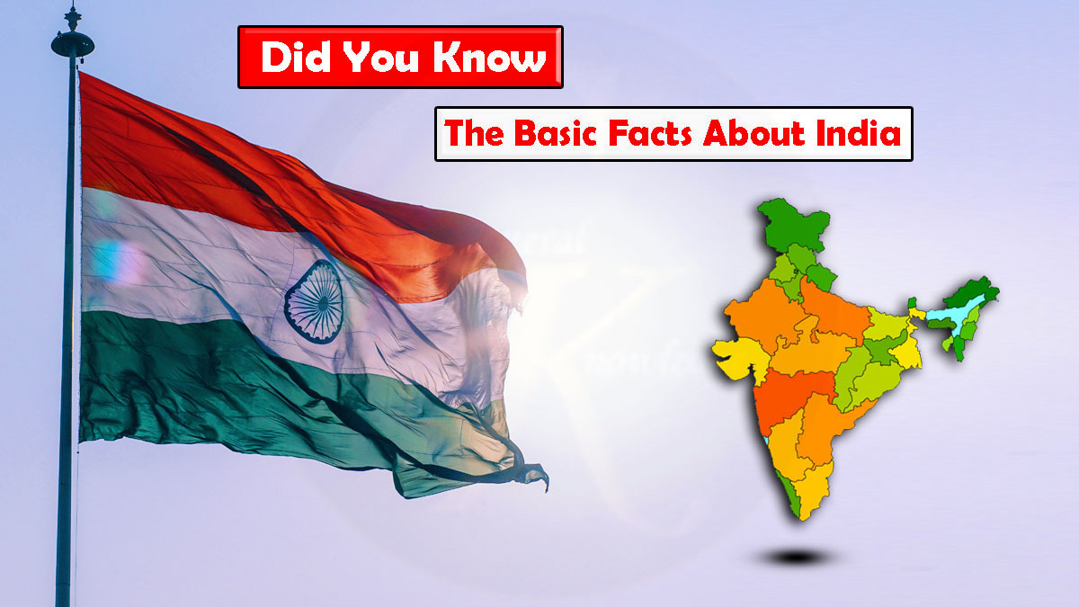14 Basic Facts About India | Basic Knowledge About India | General