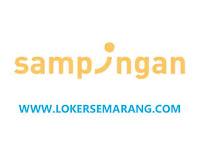 Loker Semarang Sales Canvasser di Sampingan