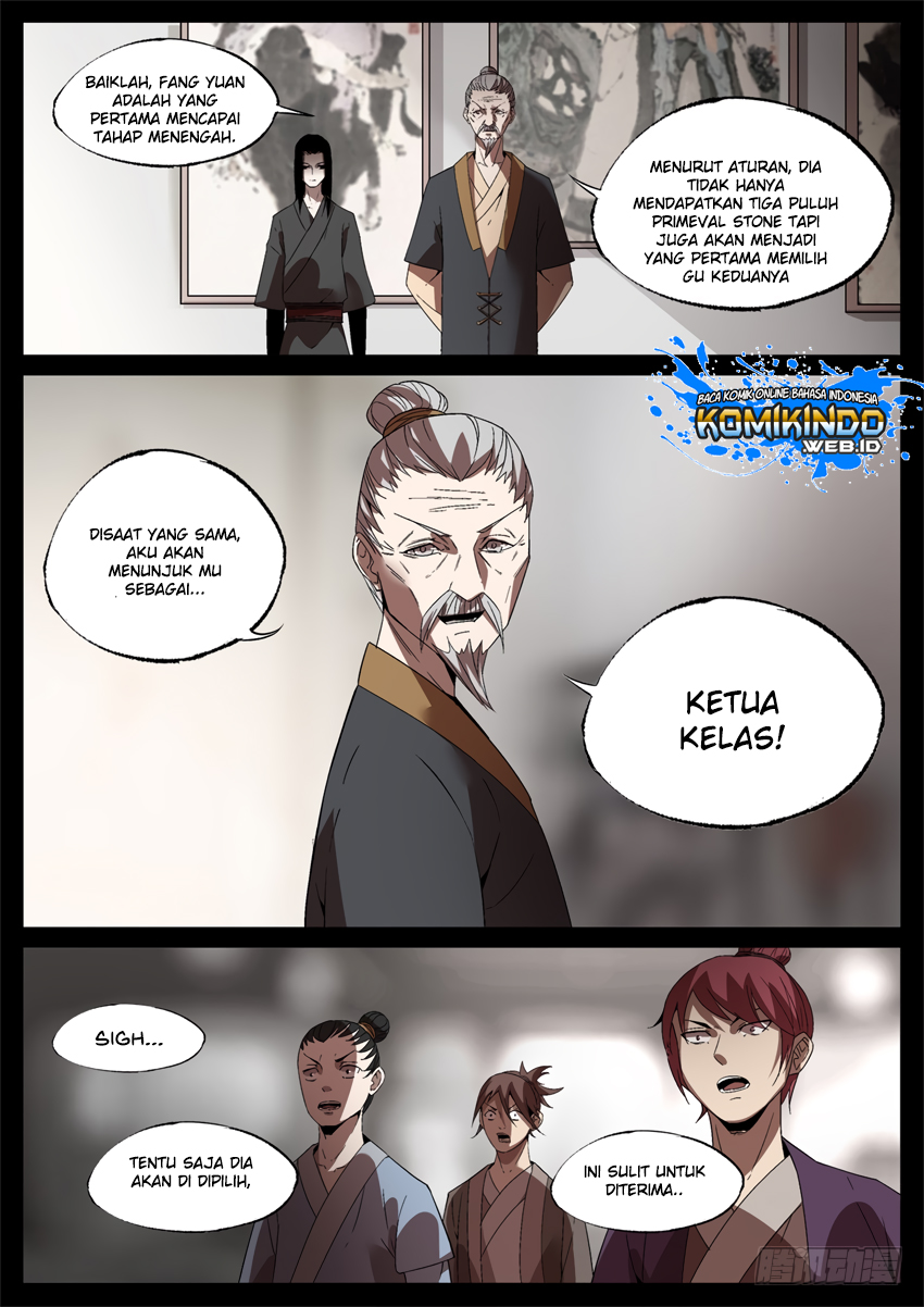 Master of Gu Chapter 45