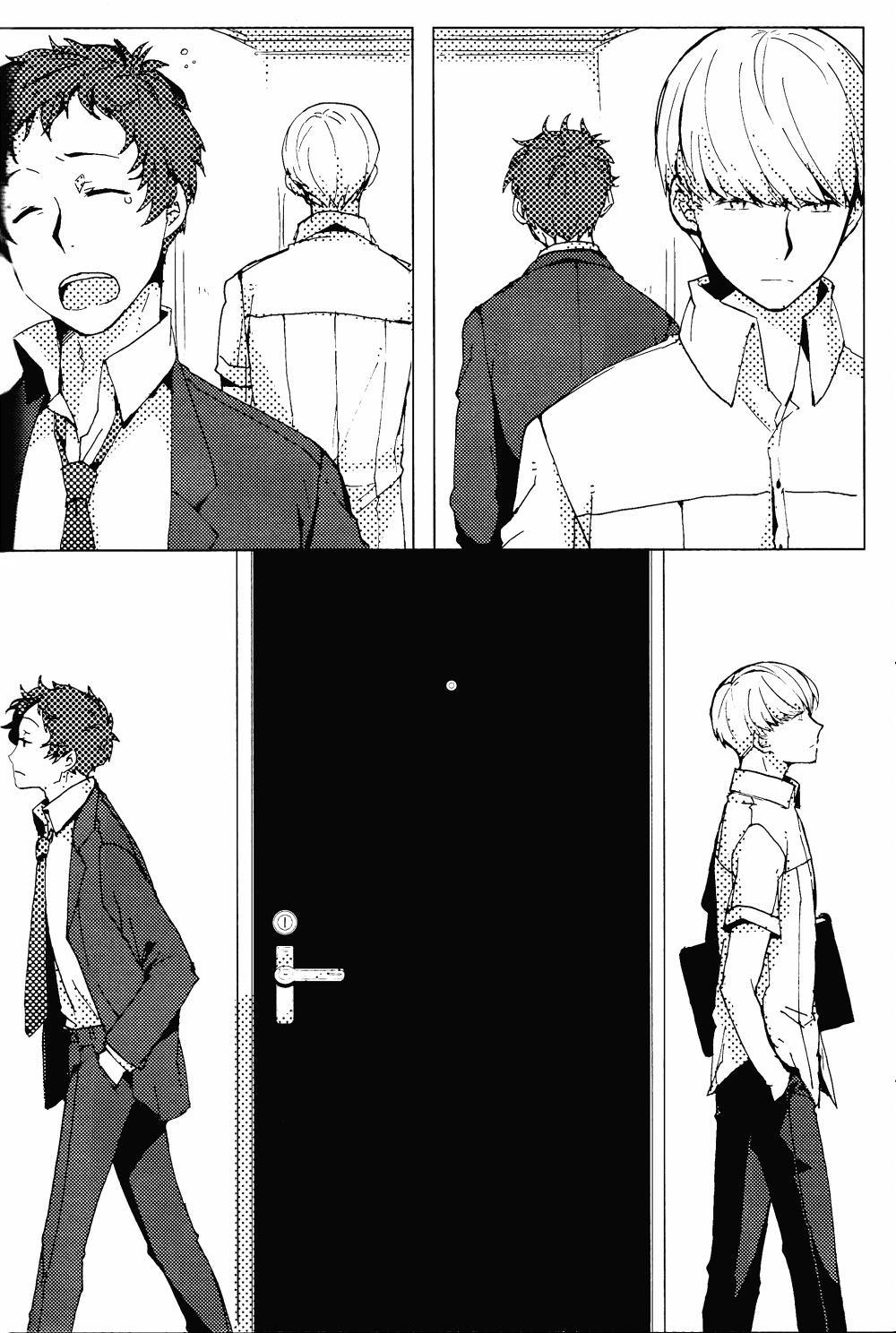 Trang 10 - Chia Sẻ Sự Tĩnh Lặng (- HEART STATION (Ebisushi)) - Truyện tranh Gay - Server HostedOnGoogleServerStaging