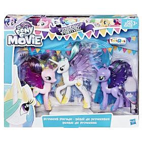 My Little Pony The Movie Friendship Festival Princess Parade Pack