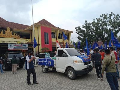 TAMPIL Desak Kepala Dinas PU Bandarlampung Mundur