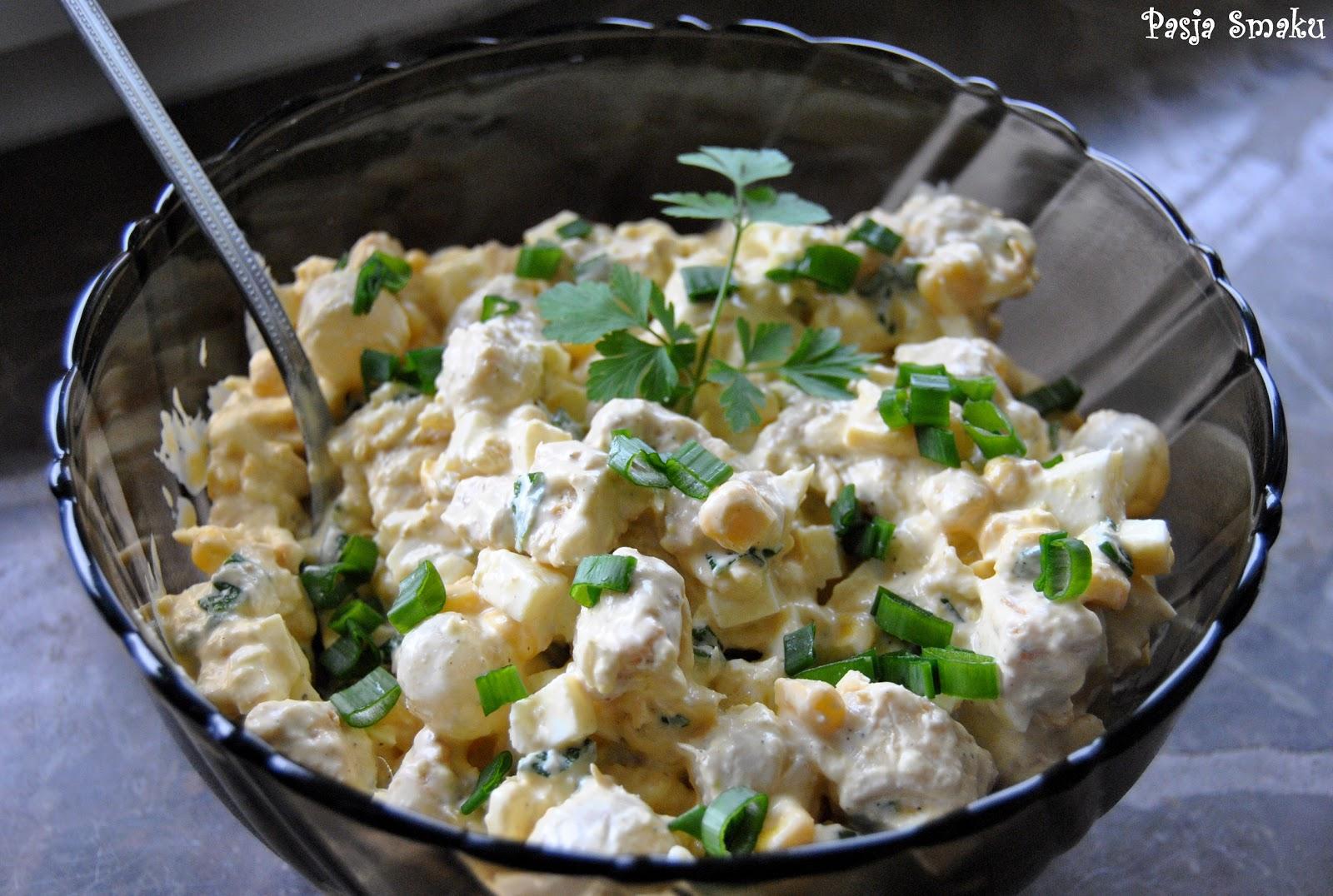 Salatka Chrzanowa Pasja Smaku