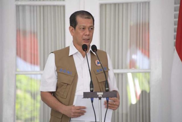 Doni Monardo Minta Pemprov DKI Jakarta Evaluasi Kebijakan Ganjil Genap