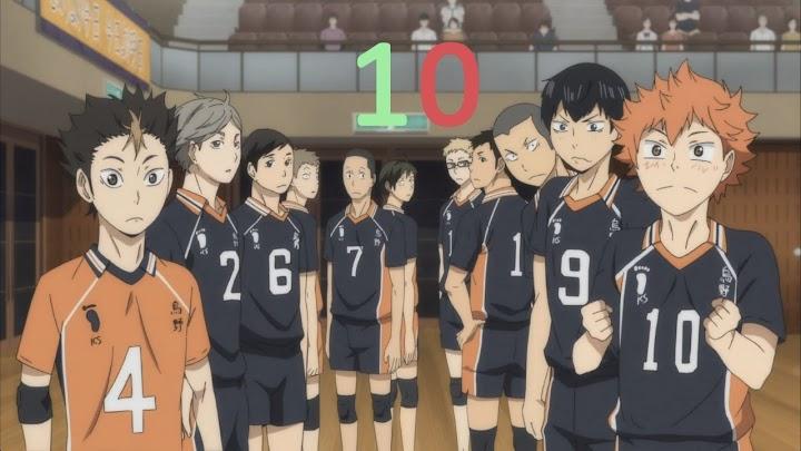 Haikyuu Season 2 (Episode 01 - 25) Batch Subtitle Indonesia