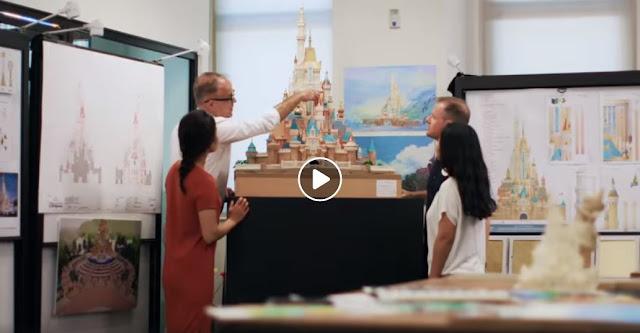 香港迪士尼樂園「奇妙夢想城堡」最新宣傳短片(2021年1月)