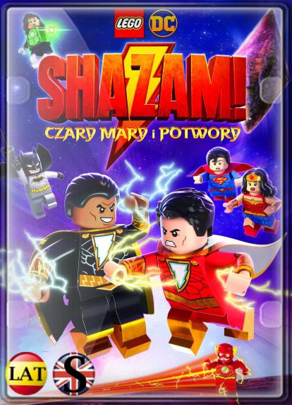 LEGO DC: ¡Shazam! Magia y Monstruos (2020) FULL HD 1080P LATINO/INGLES