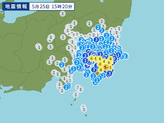 地震 2019-05-25