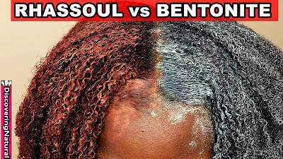 Rhassoul Clay vs. Bentonite Clay | Which is Best for Natural Hair