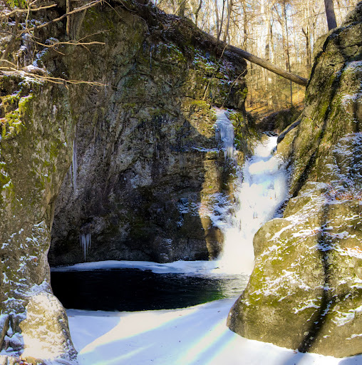 Indian Well Falls - Paugussett Trail Shelton CT
