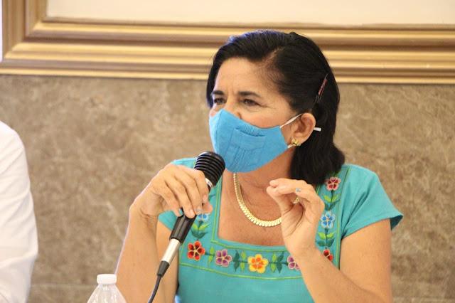 Nelly Ortiz Vázquez, por NA