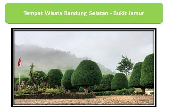Tempat Wisata Bandung Selatan Bukit Jamur