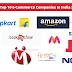 Top 10 E-Commerce Companies In India 2021 | इंडिया की बेस्ट 10 ई-कॉमर्स कम्पनी