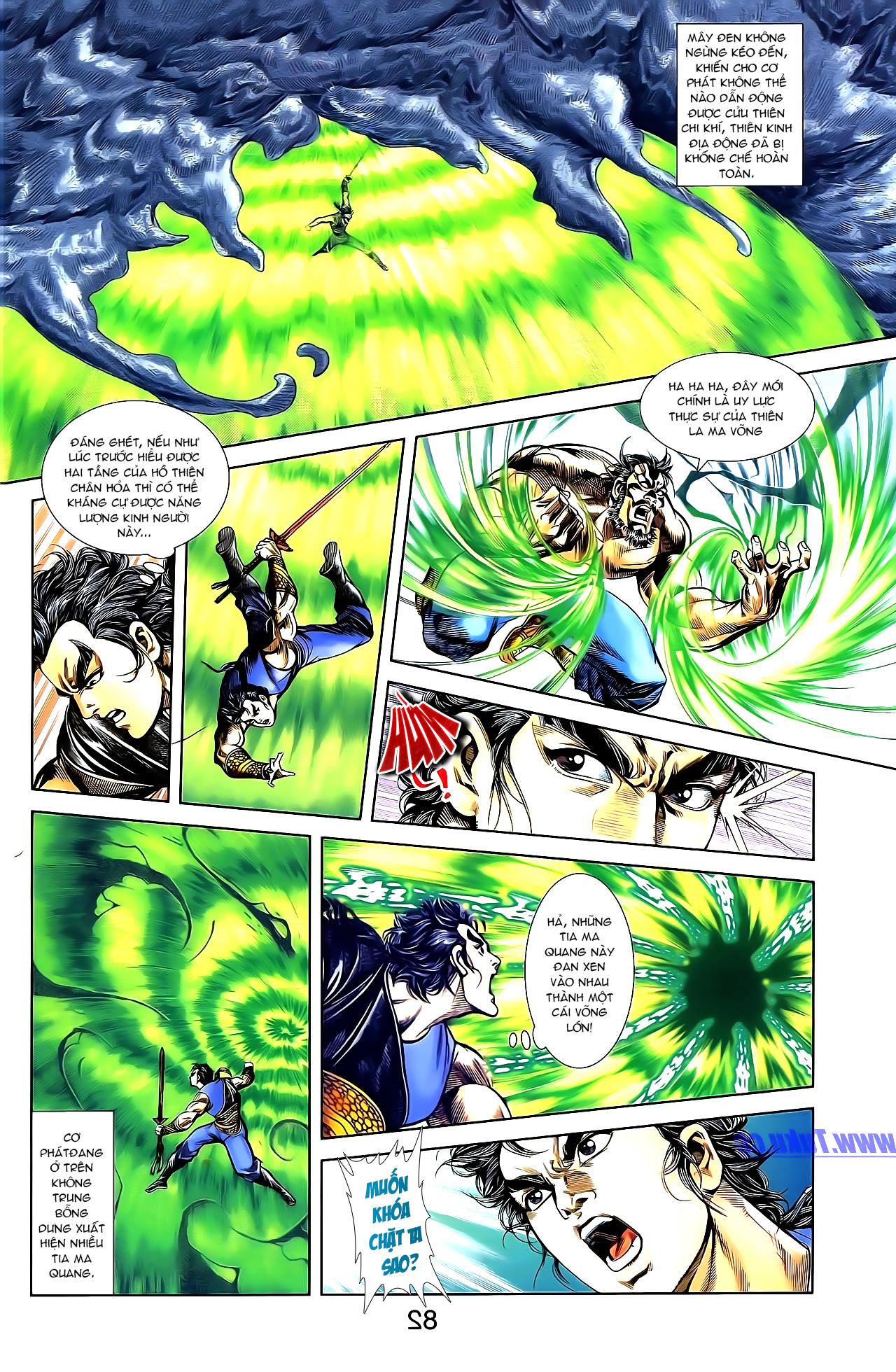 Cơ Phát Khai Chu Bản chapter 161 trang 9