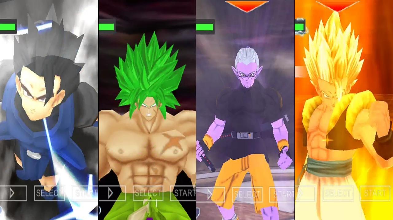 Dragon Ball Heroes Gogeta Vs Broly