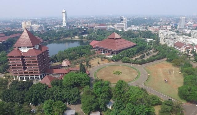 gedung universitas indonesia