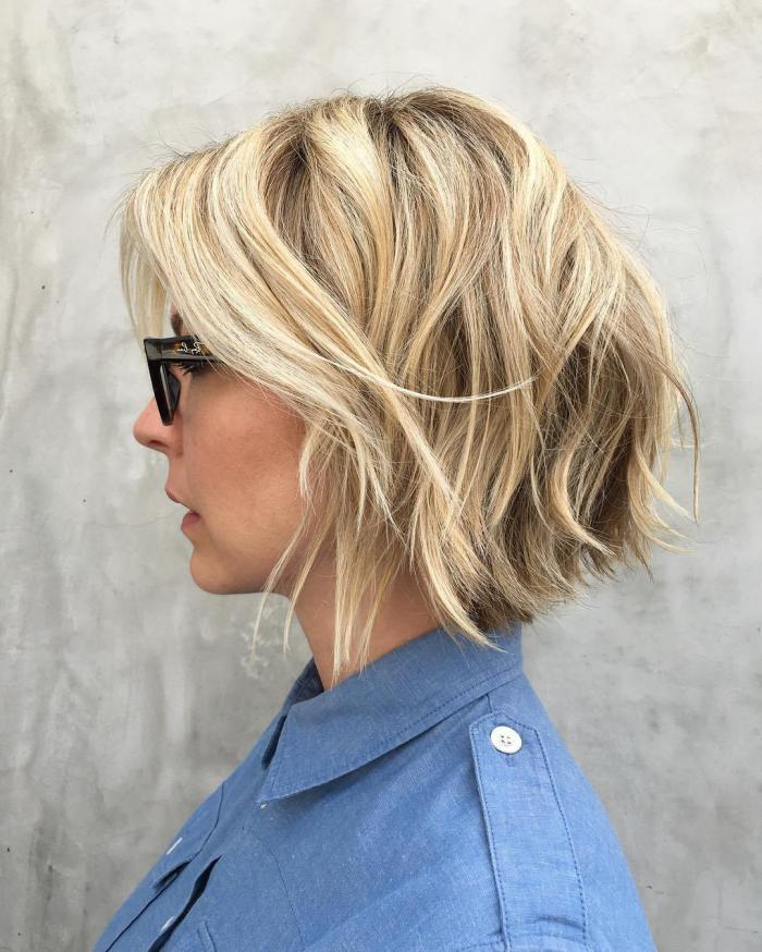 Bob haircut - 2020. The hottest trends from the red carpet