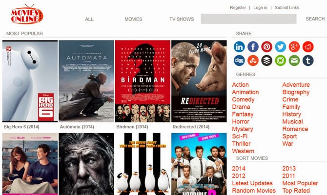 Top 15 Websites To Watch Free Movies Online  Technology -9716