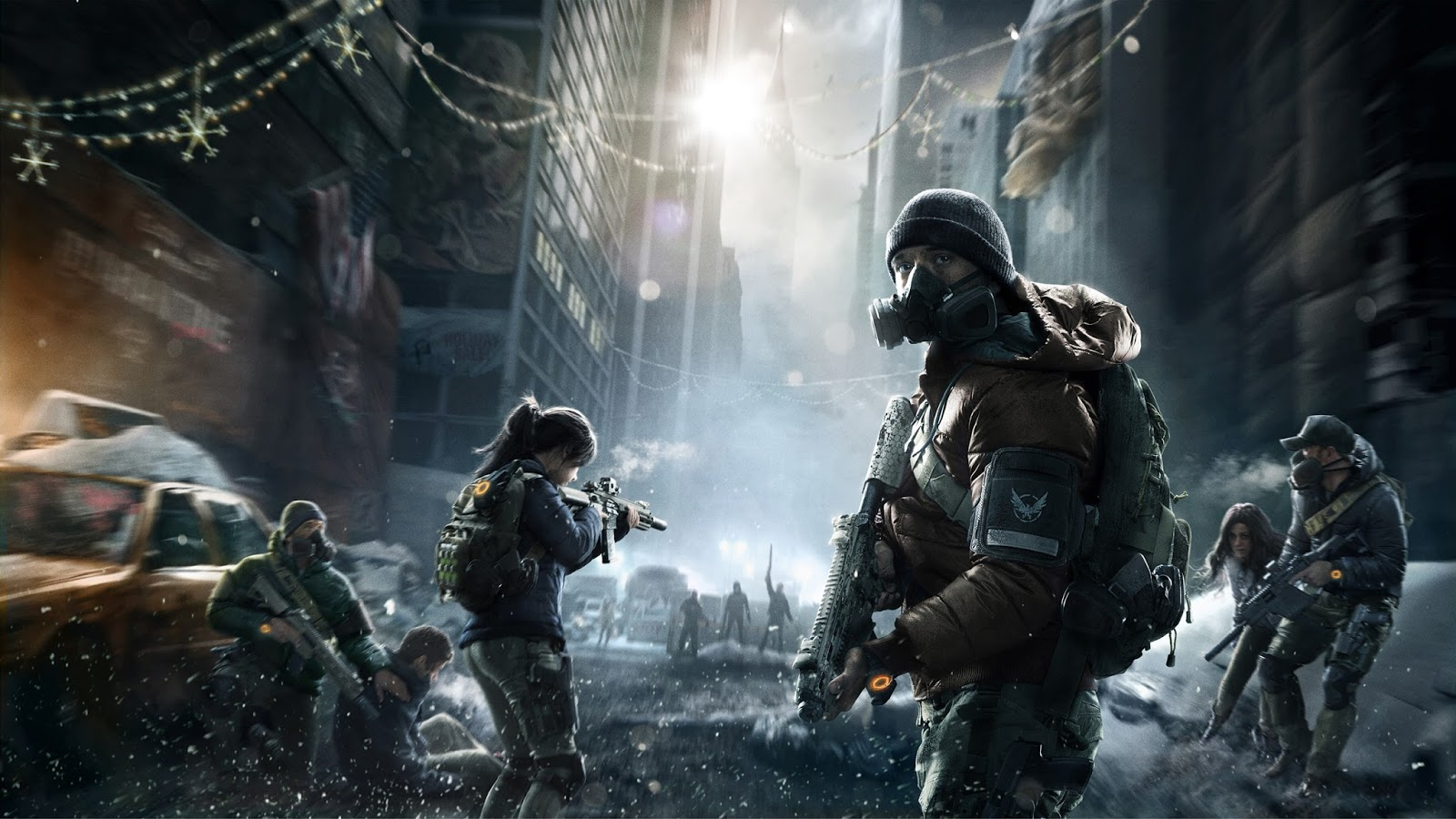 Cumagamer.com: review: tom clancy's the division