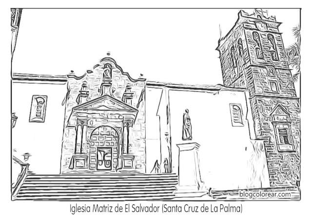 1 - Iglesia Matriz de El Salvador (Santa Cruz de La Palma)