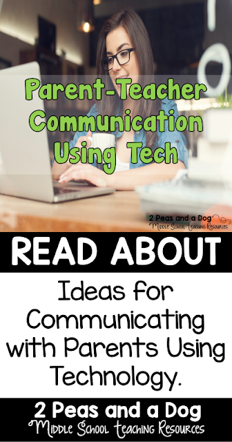 4 practical ideas for using technology to encourage parent-teacher communication.