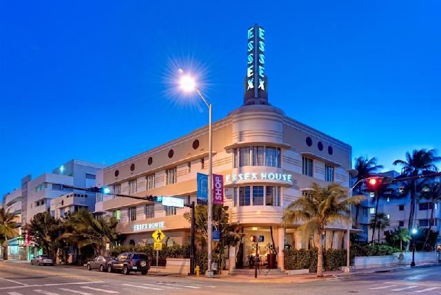 Hotel Essex House em Miami