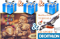 Logo Mallku-Perù : 3 regali a sorpresa + Card Decathlon in regalo