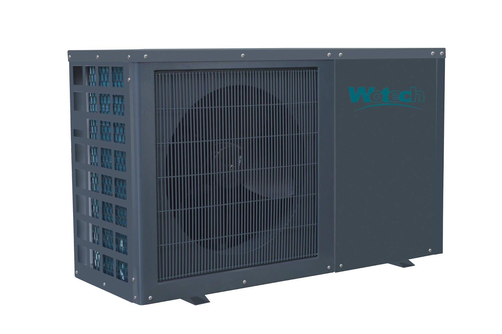 Heat Pump Wotech High Cop Inverter Pool Heat Pump