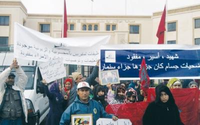 جمعية أسر الشهداء  تدعو المسؤولين المغاربة للإقتداء بدول الجوارفيما يتعلق بالإعتناء بأسر الشهداء