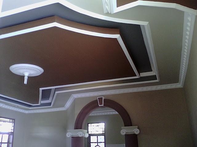 desain plafon ruang tamu mungil(1)