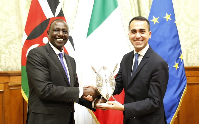 RUTO lands an international job even as UHURU is busy fighting him – See the global body that he has been elected to lead