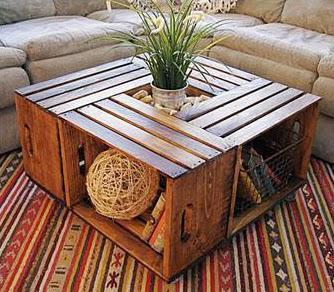 Tutorial de Artesanas 10 ideas de muebles neorsticos con cajones