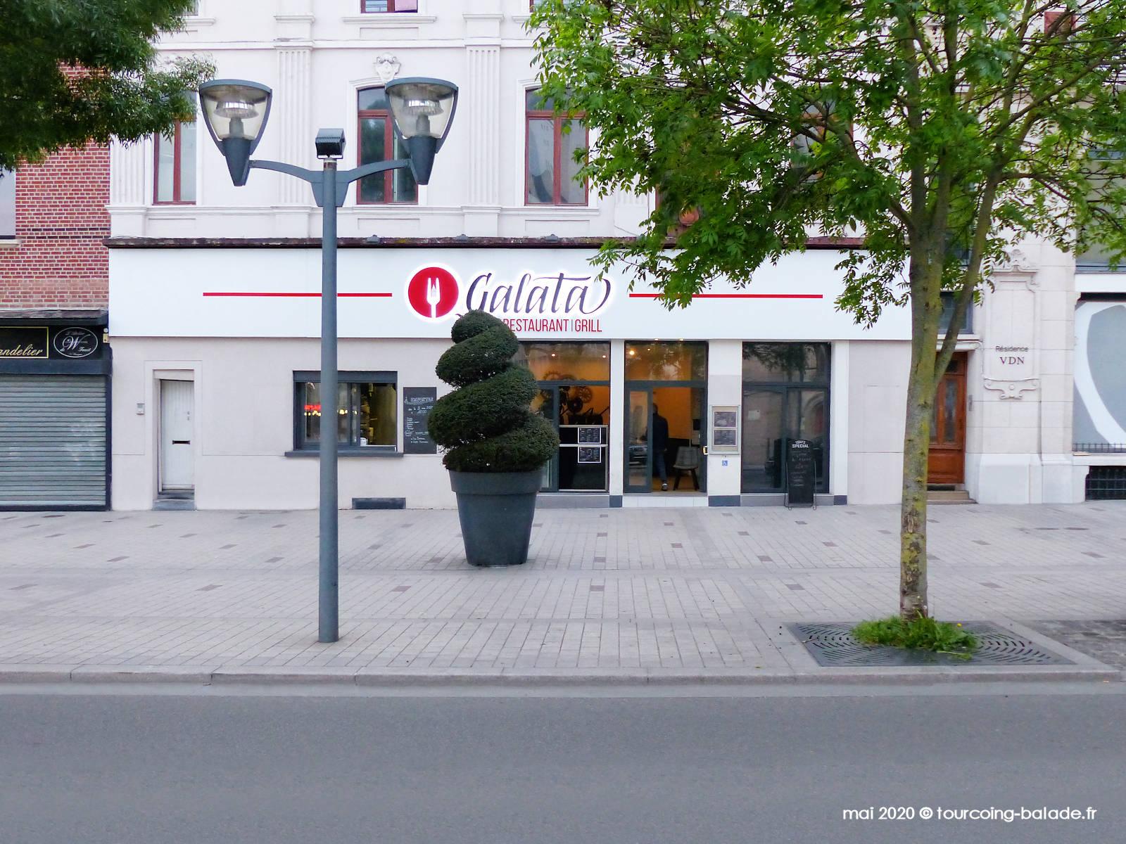 Restaurant Grill Turc, Galata, Tourcoing 2020