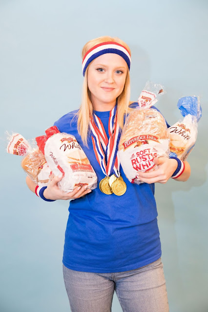DIY Bread Winner Costume