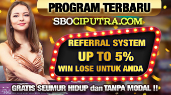Referral SBOBET