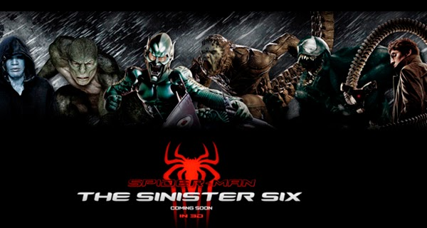 The Sinister Six Fan Made