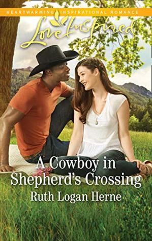 Heidi Reads... A Cowboy in Shepherd's Crossing by Ruth Logan Herne