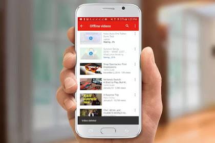 2 Cara Mendownload Video YouTube di Android Dengan Mudah