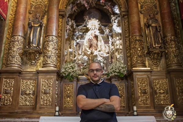 Elegido el cartelista de la Virgen del Carmen de Jerez de la Frontera