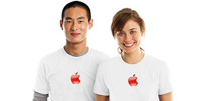 Apple care team