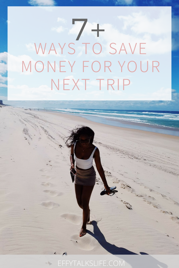 Want to save money for travel but no idea where to start? Check out my tried and tested tips and tricks that ACTUALLY work.
