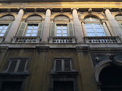 Palazzo on Via Pignolo