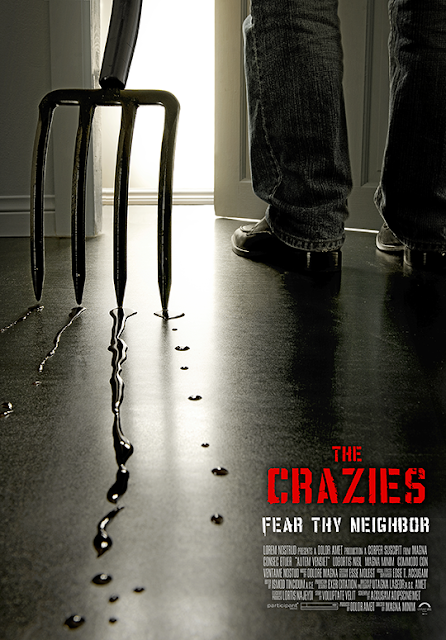 The Crazies (2010) ταινιες online seires oipeirates greek subs