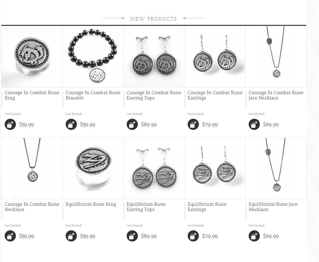 The official 'MORTAL INSTRUMENTS' Jewelry Website has