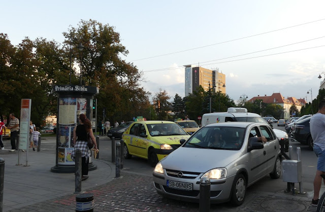 Sibiu - Platz der Einheit (Piaţa Unirii)