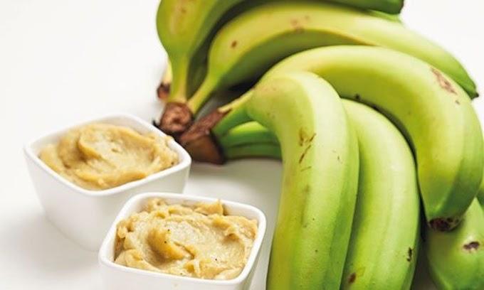 Bananas verdes emagrecem até seis quilos e 'secam' a barriga