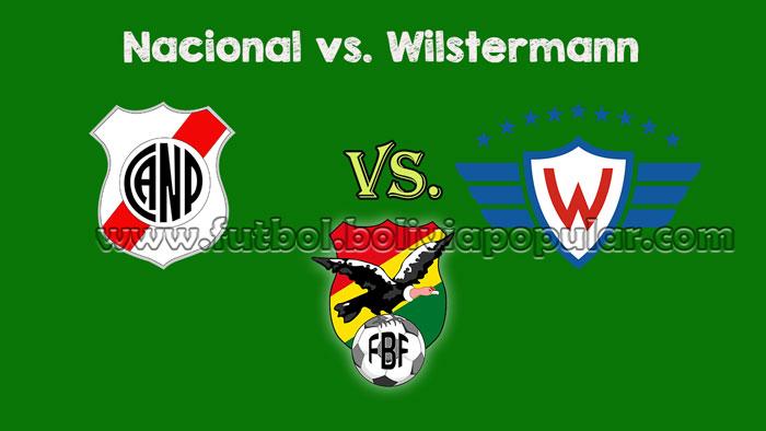 Nacional vs. Wilstermann - Torneo Clausura 2018