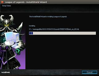شرح تثبيت لعبة League Of Legends على أوبونتو
