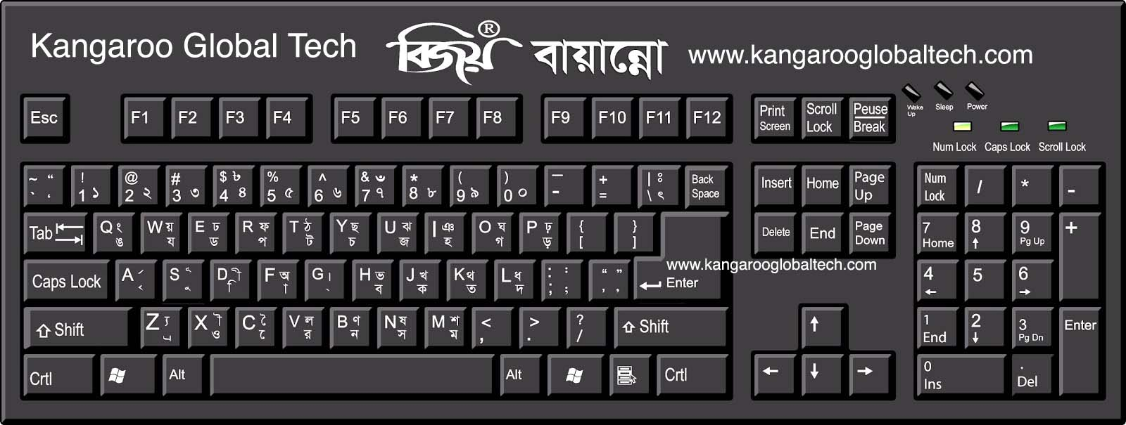 bijoy bangla keyboard free download for windows 7